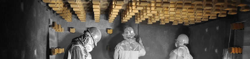 Leading the Refractory Industry with Turnkey Solutions