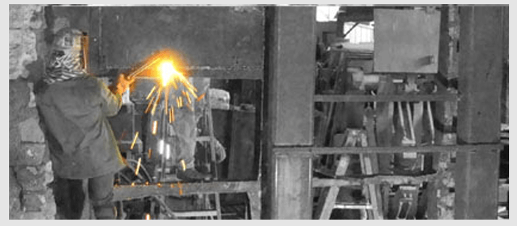 Refractory Installation and Repair