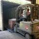 Plibrico Manufacturing - Refractory Truck Loading