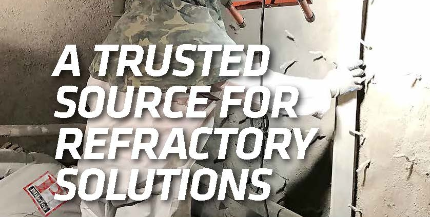 Plibrico: A Trusted Source For Refractory Solutions